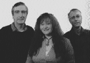 Group photo of David, Marianne and Steve